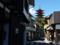 厳島の町並み