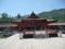 厳島神社の高舞台