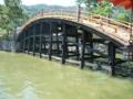 厳島神社の長橋