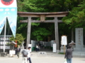 熊野本宮・第一鳥居