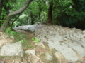 神倉神社の急すぎる参道