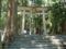 飛瀧大神の鳥居