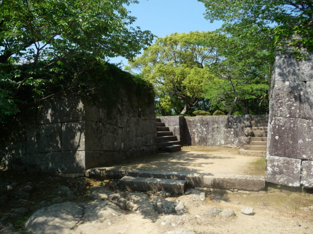 新宮城跡3