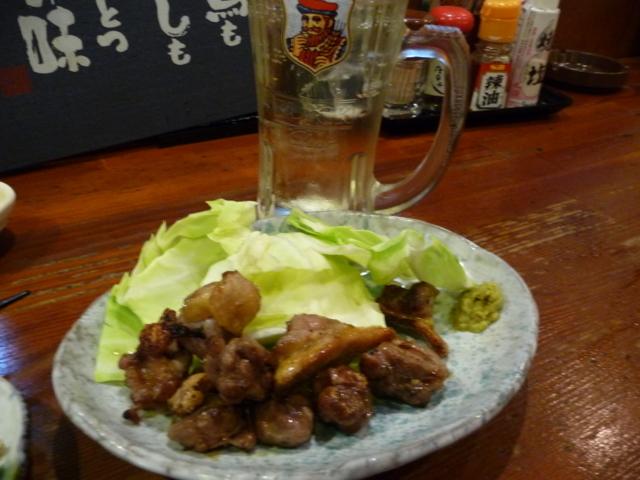 2018-07-14 負飯 八剣伝 親鳥炭火焼き