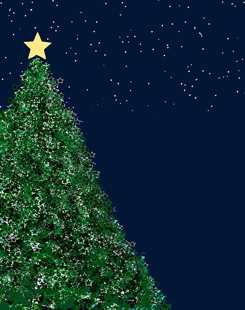 2017年IKEAクリスマスツリー