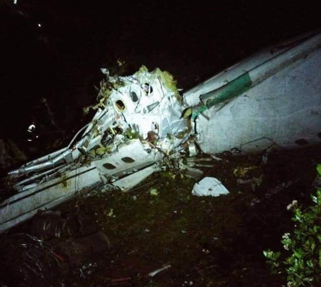 ラミア航空2933便墜落事故