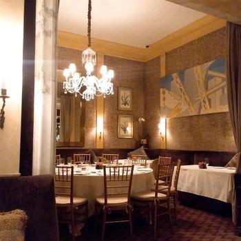 カーライルホテルのレストラン