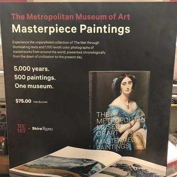 メトロポリタン美術館カタログ