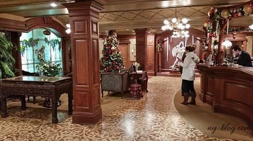 プリンスオブウェールズホテル