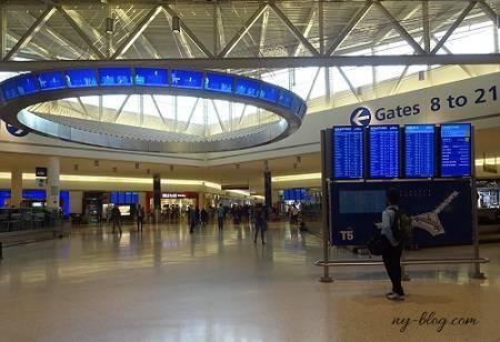JFK空港ターミナル5