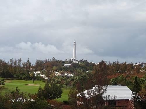 バミューダの灯台