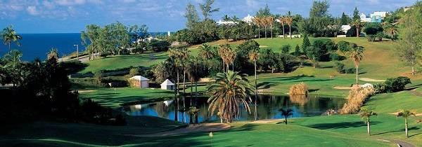 フェアモントサザンプトンのゴルフコース