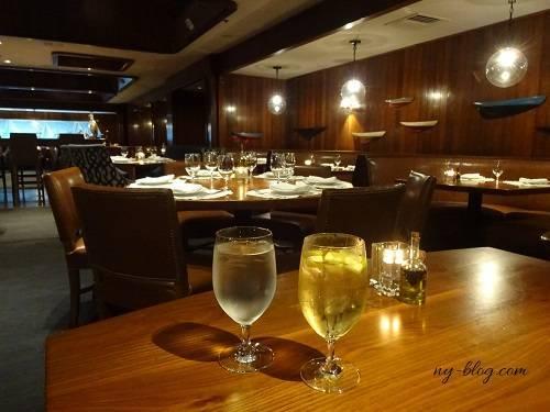 フェアモントサザンプトンのレストラン・メディテラ