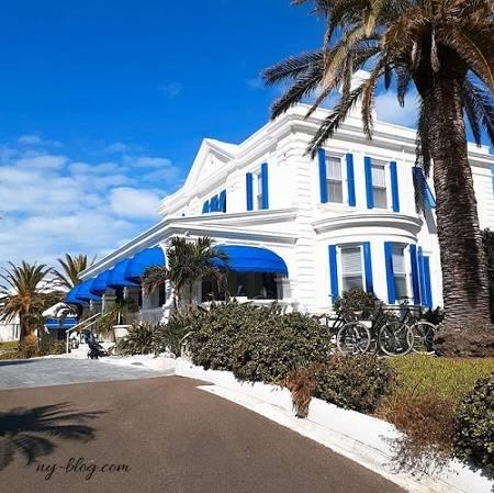 バミューダのローズドンホテル