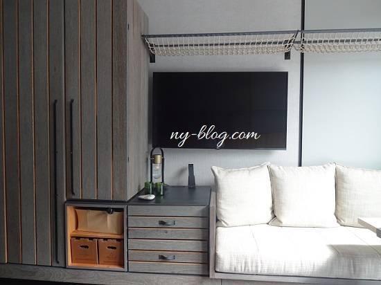 ワンホテル ブルックリン ブリッジの客室