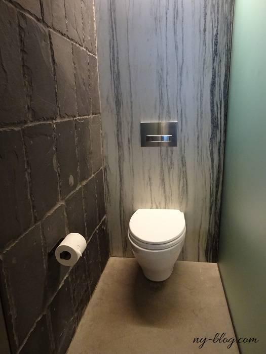 ワンホテル ブルックリン ブリッジのトイレ