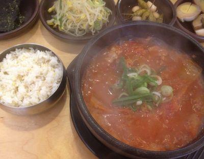 キムチ鍋(激辛)