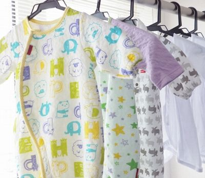 赤ちゃんの洗濯もの