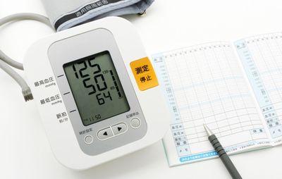 血圧と血糖値の管理が大切