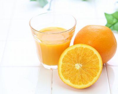 わたしのお気に入りになった100%オレンジジュース