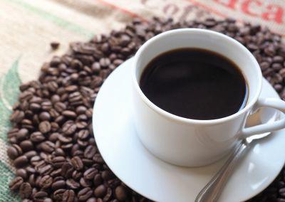 カフェインが多いコーヒー
