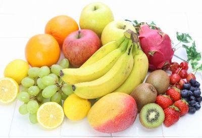 酵素の原料になるフルーツ