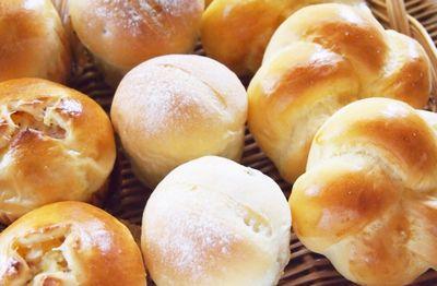 ダイエットの大敵のパン