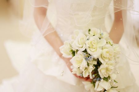 産後の親友の結婚式