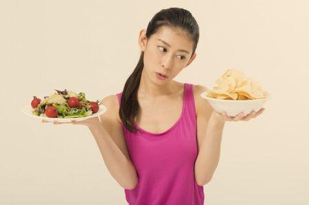 妊娠中のカロリー制限
