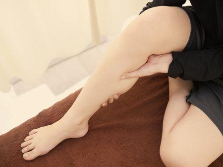 産後の足の浮腫み