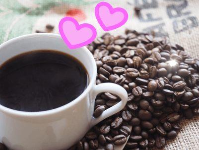 おいしそうな香るコーヒー