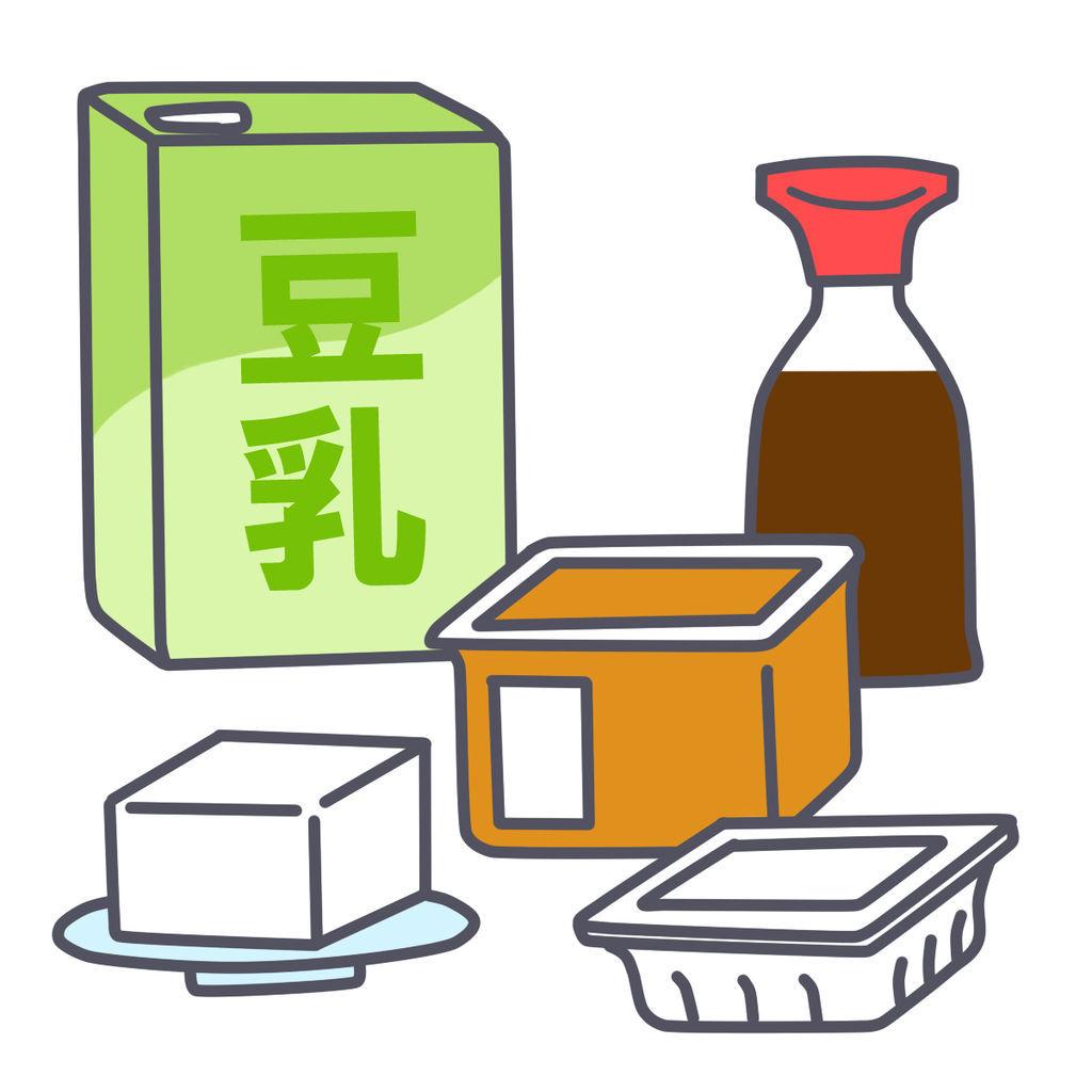イソフラボンの多い食材