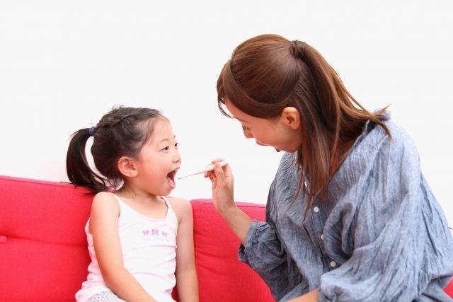 子供に歯磨きを教える