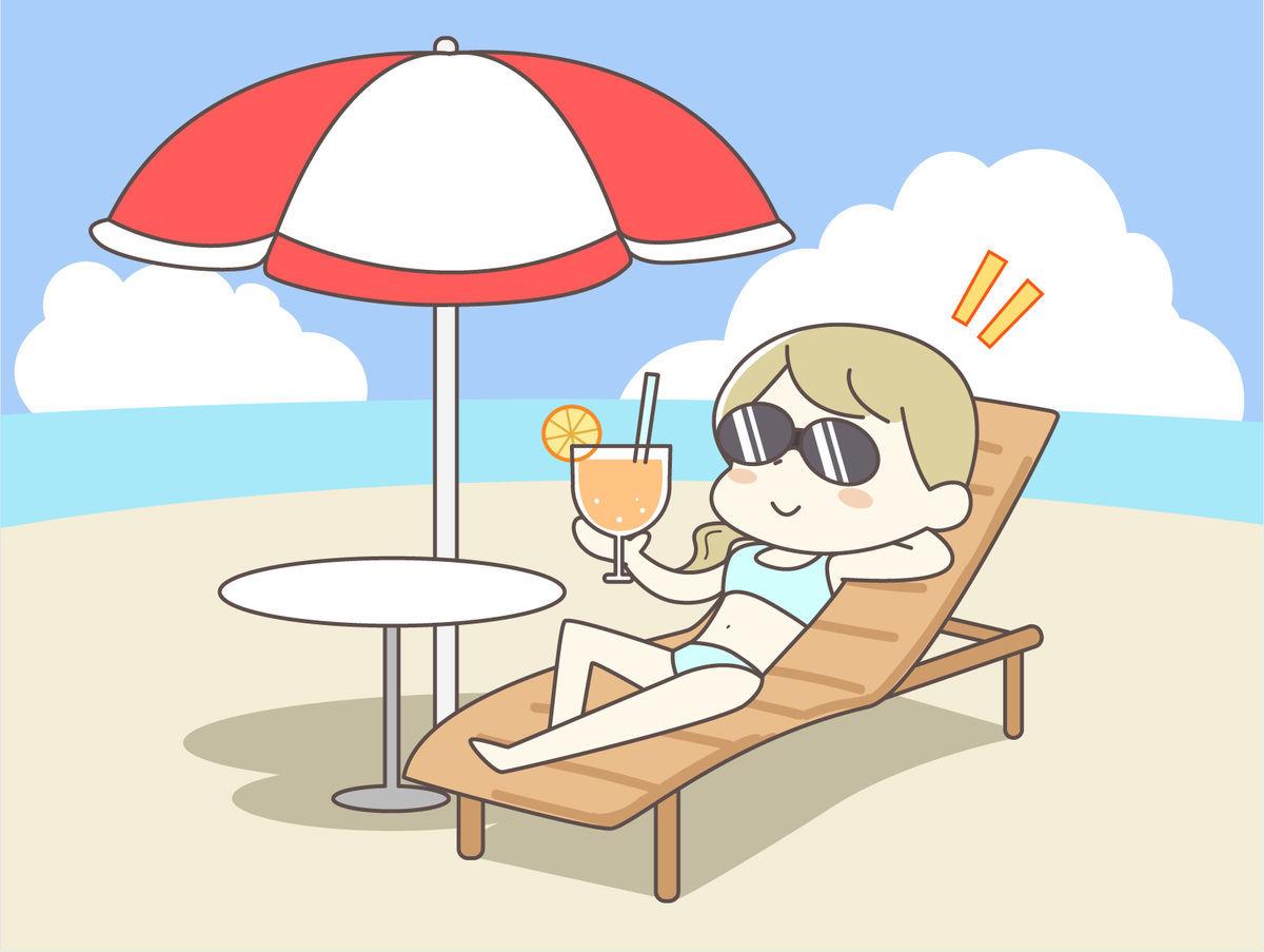 夏の暑い時期がやってくる