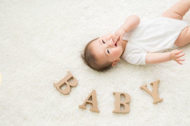 母乳が大事な時期の赤ちゃん