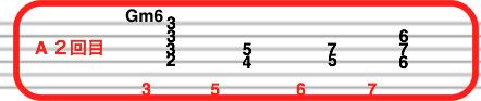 バイミアビストドゥシェーンアドリブリズムギタータブ譜