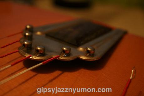 ジプシージャズの弦サバレスargentine