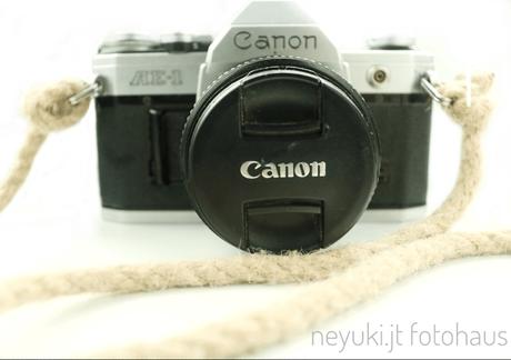canonの一眼レフで撮ったcanonのカメラ