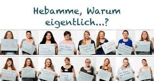 ドイツの助産婦ヘバメの写真