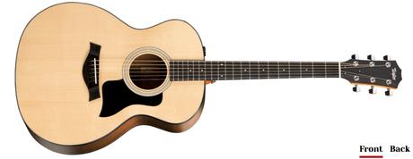 テイラーのギター114E