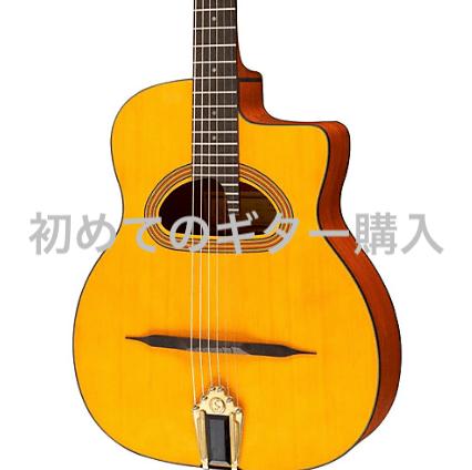 ジプシージャズギター