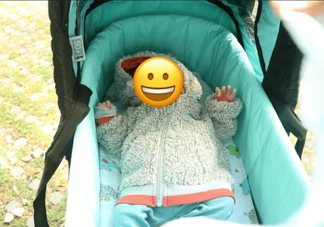赤ちゃん初めてのお出かけ