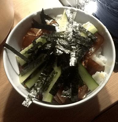 ドイツのハートの形をした冷凍マグロナマ食用