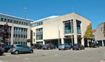 ドイツの市役所