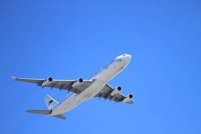飛行機・国際線