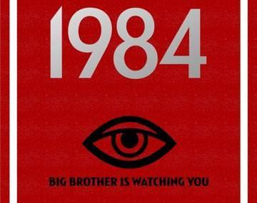 ジョージオーウェルの小説1984年