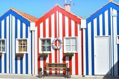 ポルトガルのビーチハウス