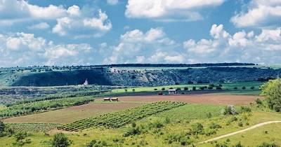モルドバの風景