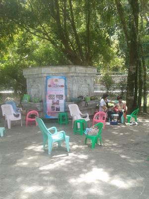 タイ・ラノーンの天然温泉