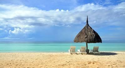 フィリピンのビーチ・セブ島